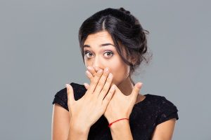 la mauvaise haleine est asociale